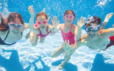 Prevent Swimmer's Eye & Other Poolside Eye Problems